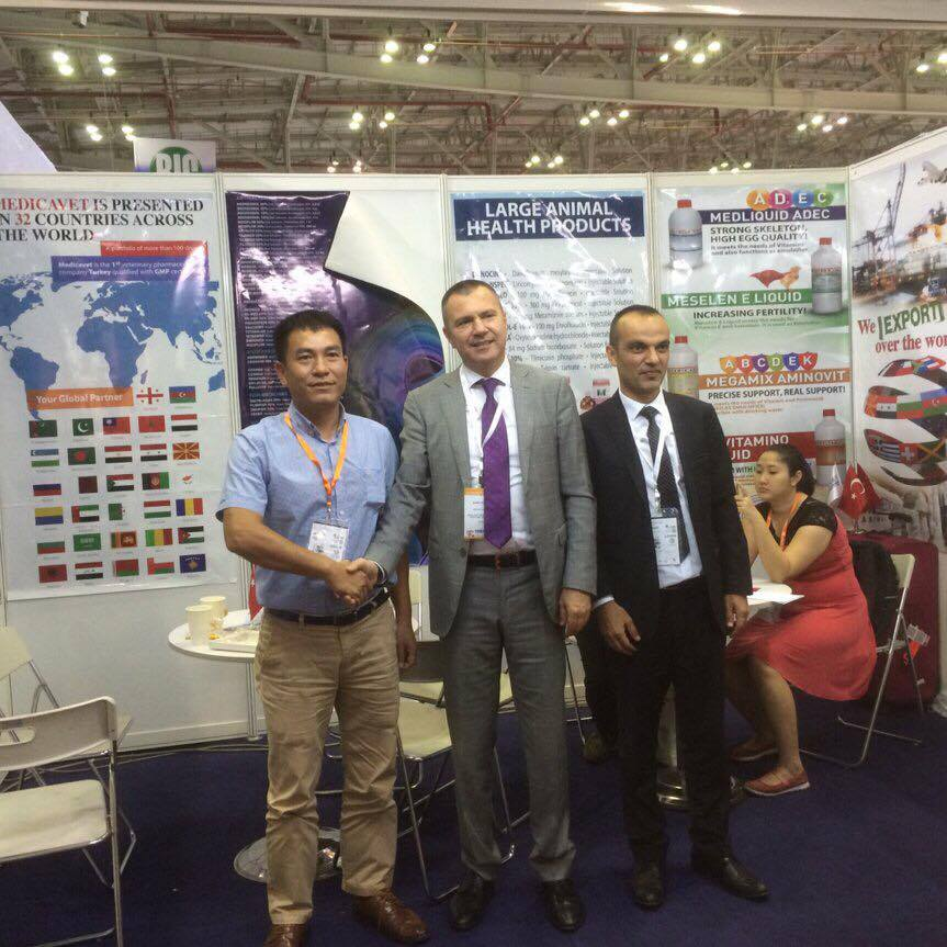 More than 300 corporate exhibitors Vietstock 2016